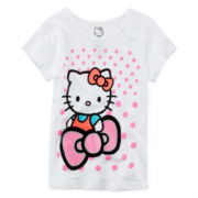 Hello Kitty® Graphic Tee - Toddler Girls 2t-4t