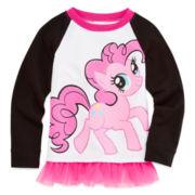 My Little Pony Quilted Sweatshirt - Preschool Girls 4-6x