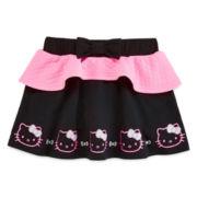 Hello Kitty® Tiered Skort - Preschool Girls 4-6x