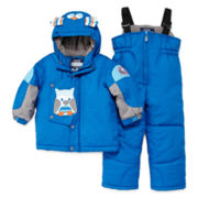 Luvgear Owl Snowsuit - Toddler Boys 2T-4T