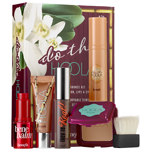 Benefit Cosmetics Do the Hoola Beyond Bronze Kit