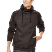 Burnside® Cowlneck Fleece Pullover