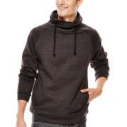 Burnside® Cowlneck Fleece Pullover