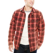 Arizona Flannel Shirt Jacket