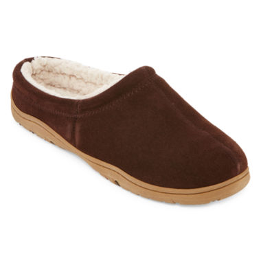 jcpenney.com | Rockport® Mens Suede Clog Slippers