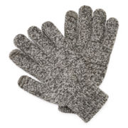 HeatCore™ Marled Knit Texting Gloves