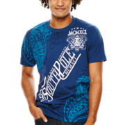 Southpole® Cross Logo Short-Sleeve Graphic Tee