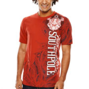 Southpole® Side Script Short-Sleeve Graphic Tee