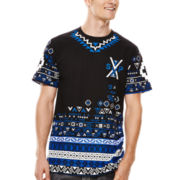 Southpole® X Chest Graphic Tee