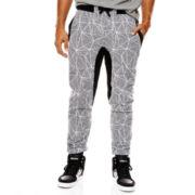 Southpole® Broken Grid Jogger Pants