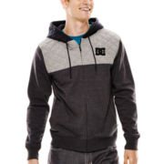 DC® Squadron Quilted Full-Zip Hoodie