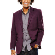 akademiks® Herringbone Sport Coat - Slim Fit