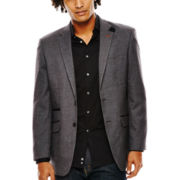 akademiks® Pindot Sport Coat - Slim Fit