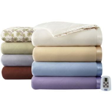 jcpenney.com | Micro Flannel® Heated Blanket
