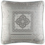 "Queen Street® Marissa 18"" Square Decorative Pillow"