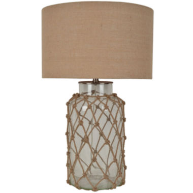 jcpenney.com | Rope Glass Table Lamp