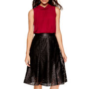 Worthington® Layered Blouse or Faux-Leather Skirt