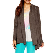 Xersion™ Long-Sleeve Wrap Cardigan