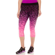 Xersion™ Ombré Geo Capris - Plus