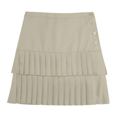 jcpenney.com | French Toast® Pleated Skort - Girls 7-20 and Plus
