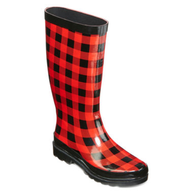 jcpenney.com | 143 Girl Talory Fashion Rain Boots