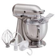 KitchenAid® Custom Metallic® 5-qt. Mixer KSM152PS + $50 Printable Mail-In Rebate