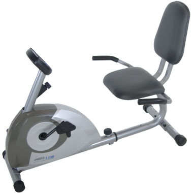 jcpenney.com | Stamina® Magnetic Recumbent 1350 Exercise Bike