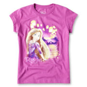 Disney Rapunzel Lantern Graphic Tee - Girls 2-10