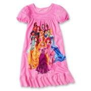 Disney Princess Nightgown - Girls 2-10