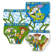 Disney Collection Toy Story 5-pk. Briefs - Boys 2-8