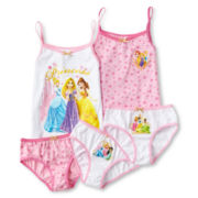 Disney Princess 5-pc. Cami Set - Girls 2-8