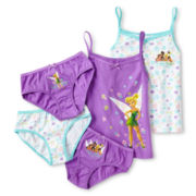 Disney Fairies 5-pc. Cami Set - Girls 2-8