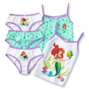 Disney Ariel 5-pc. Cami Set - Girls 2-8