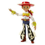 Disney Jessie Talking Action Figure