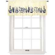 Colordrift Antique Vases Valance