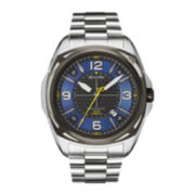 Bulova® Precisionist Mens Stainless Steel Watch 98B224