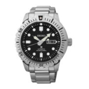 Seiko® Prospex Automatic Diver's Mens Stainless Steel Watch SRP585