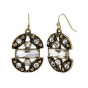 Bleu™ Crystal-Embellished Earrings