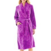 Fleece Robe and Socks Gift Set