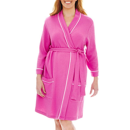 Liz Claiborne Spa Robe - Plus