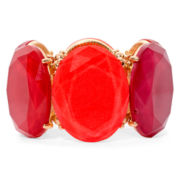 Mixit™ Gold-Tone Berry Stretch Bracelet