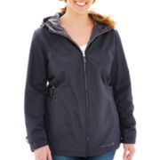 Free Country® Radiance Lightweight Soft Shell Hooded Jacket - Plus