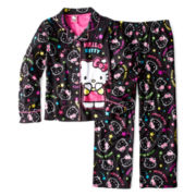 Hello Kitty® Craze 2-pc. Pajama Set - Girls 4-10
