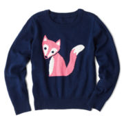 Arizona Critter Sweater - Girls 2t-6