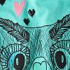 Turq Lagoon Owl