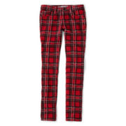 Vigoss® Plaid Knit Pants - Girls 7-16