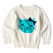 Arizona Critter Sweater - Girls 3m-24m