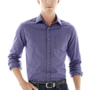 Claiborne® Long-Sleeve Woven Shirt