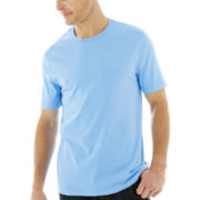 St. John's Bay® Legacy Basic No-Pocket Tee