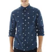 Moose You Long-Sleeve Woven Shirt